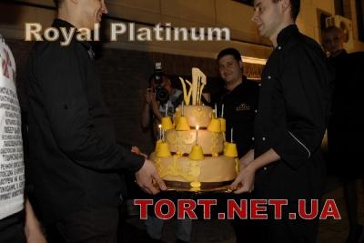 Торт Royal Platinum_82