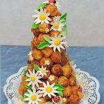 Крокембуш торт