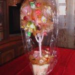 Деревья из конфет
