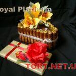 Торт из конфет_4