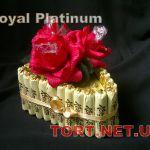 Торт из конфет_5