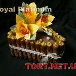 Торт из конфет_6