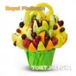 Букеты из фруктов