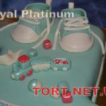 Торт Обувь_10