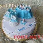 Торт Обувь_11