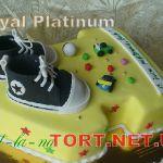 Торт Обувь_12