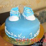 Торт Обувь_21