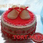 Торт Обувь_7