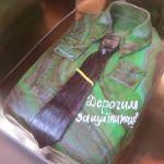 Торт Рубашка_4