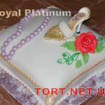 Торт женская туфелька_15