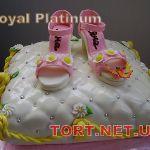 Торт женская туфелька_5