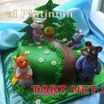 Торт Колобок_1