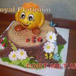 Торт Колобок_2