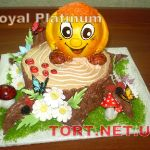 Торт Колобок_3