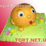 Торт Колобок_4
