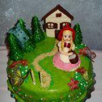 Торт Красная шапочка_2