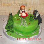 Торт Красная шапочка_4