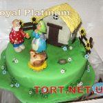 Торт Курочка ряба_1