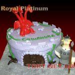 Торт Три богатыря_1