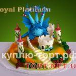 Торт Три богатыря_3