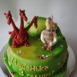 Торт Три богатыря_5