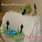 Торт Золотая рыбка_14