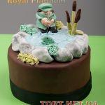 Торт Золотая рыбка_16