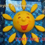 Торт Солнце_1