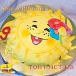 Торт Солнце_4