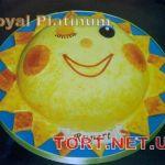 Торт Солнце_5
