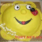Торт Солнце_6