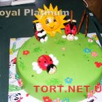 Торт Солнце_7
