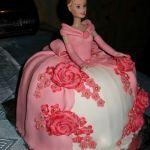 Торт Кукла_10
