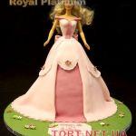 Торт Кукла_11