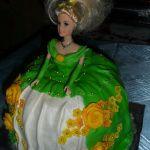 Торт Кукла_12