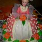 Торт Кукла_13