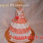 Торт Кукла_15