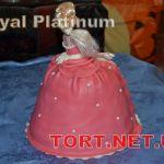 Торт Кукла_16