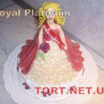 Торт Кукла_18