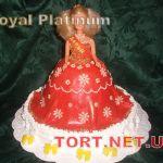 Торт Кукла_19