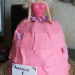 Торт Кукла_20