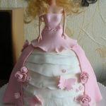 Торт Кукла_21