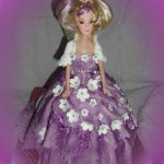 Торт Кукла_24