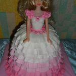 Торт Кукла_3