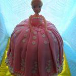 Торт Кукла_5