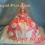 Торт Кукла_7