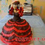 Торт Кукла_9