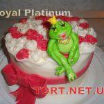 Торт Царевна-лягушка_1