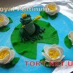 Торт Царевна-лягушка_2