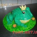 Торт Царевна-лягушка_3